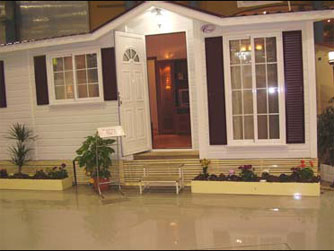 Caracteristicas tecnicas alucasa casas moviles for Porticones madera exteriores